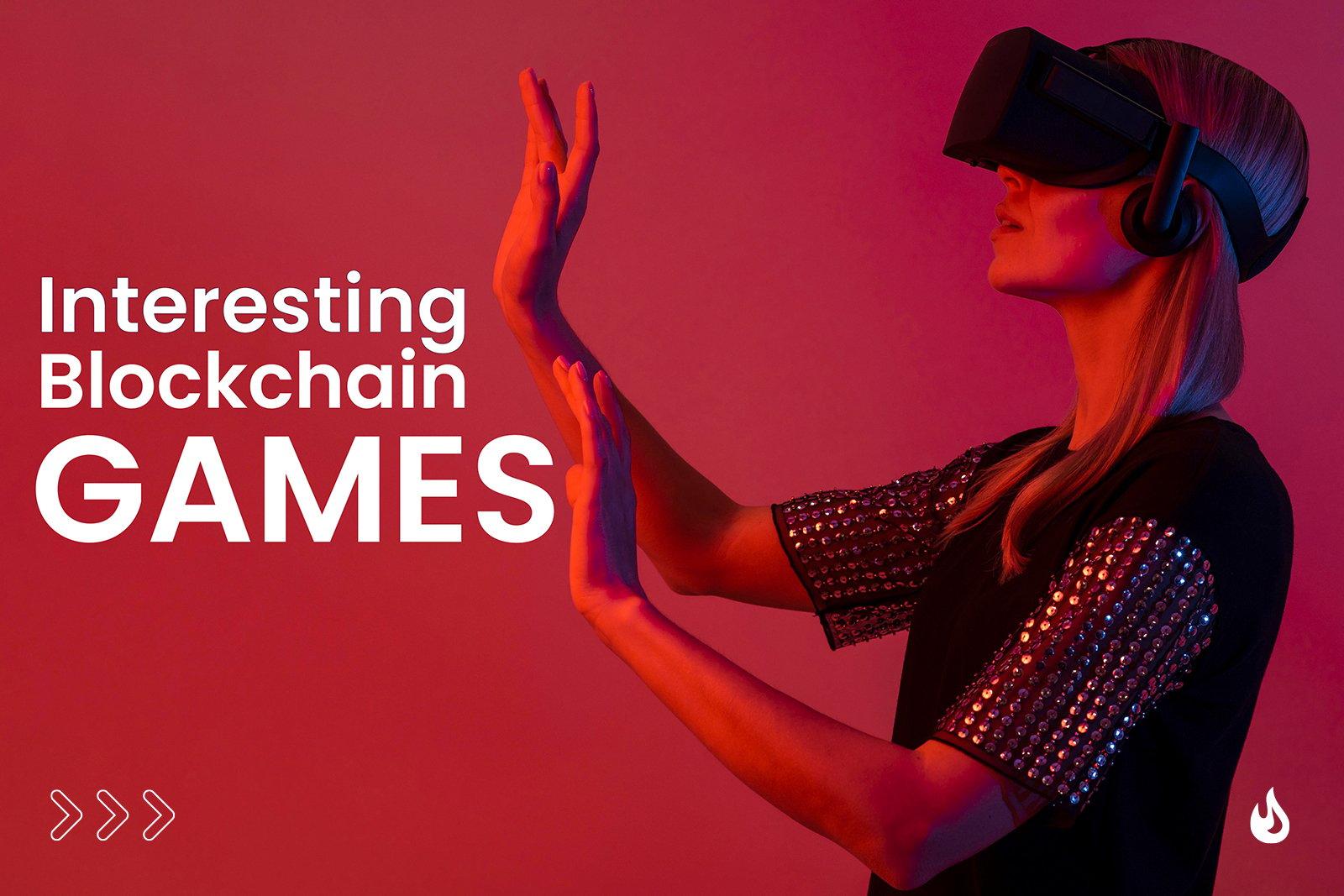 top blockchain games