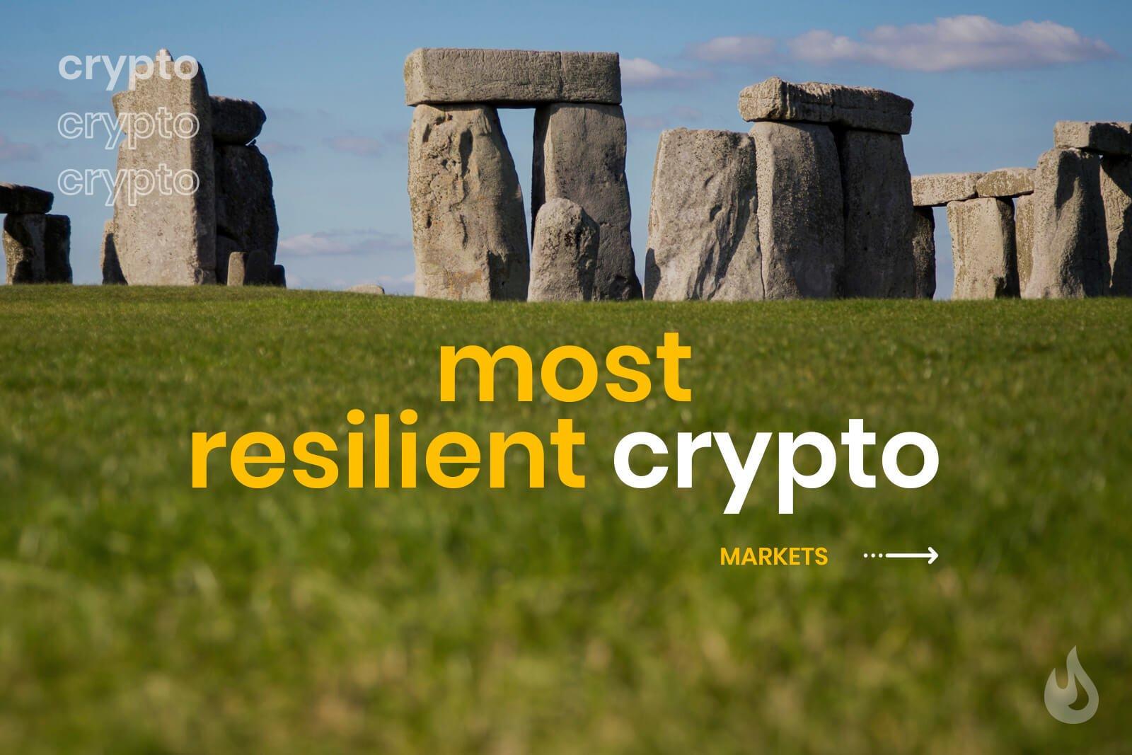 crypto market correction
