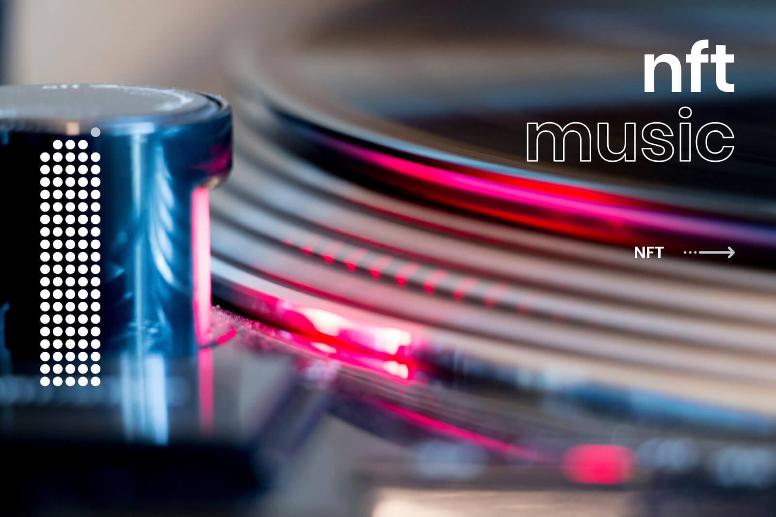 NFT music tidal