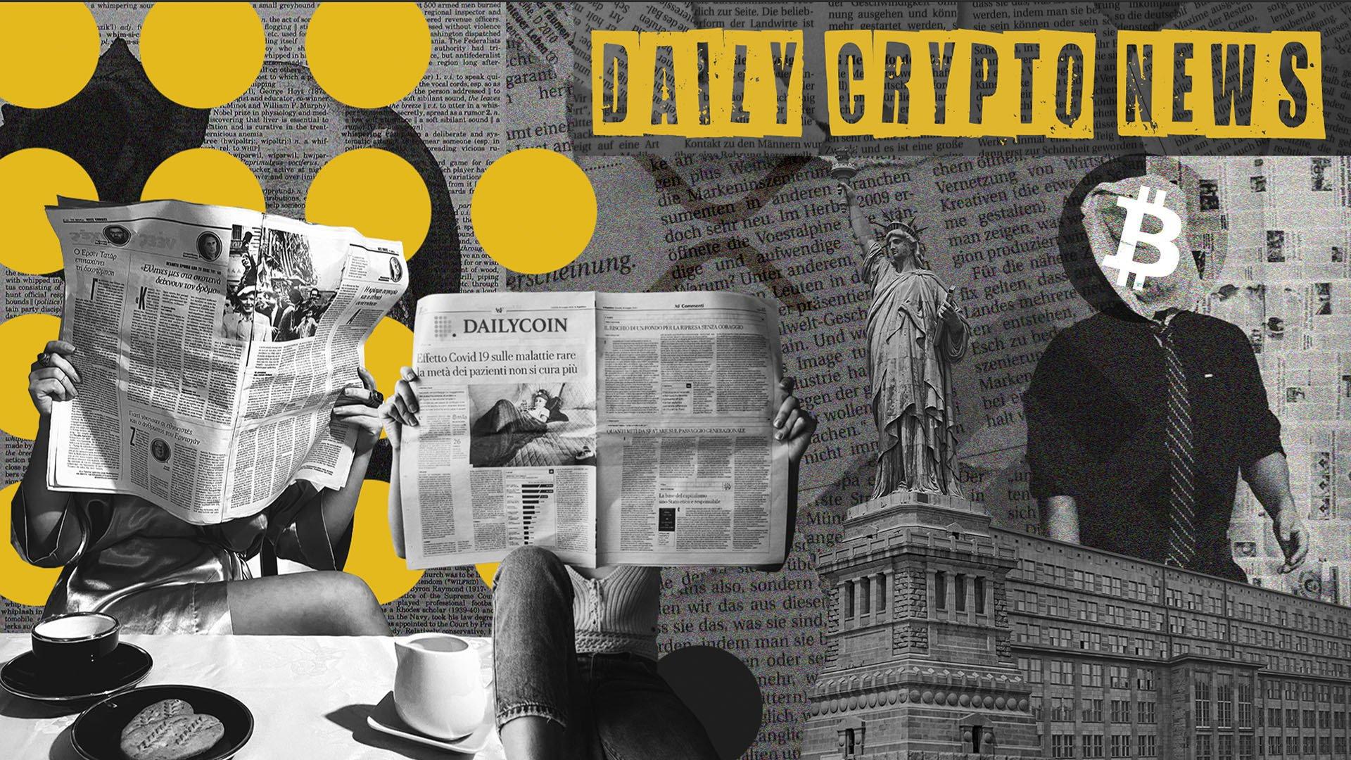 Crypto Flipsider News – May 6th – Mike Novogratz, BitGo, Bitcoin Cash, Telcoin, Bahamas Sand Dollar, India, Argentina — DailyCoin