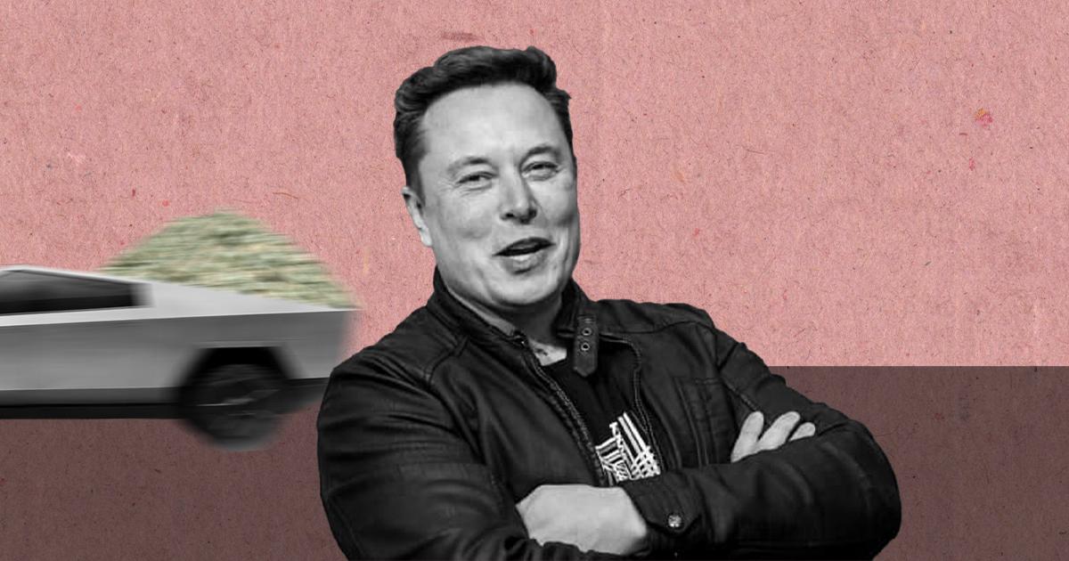 Elon Musk owns bitcoin