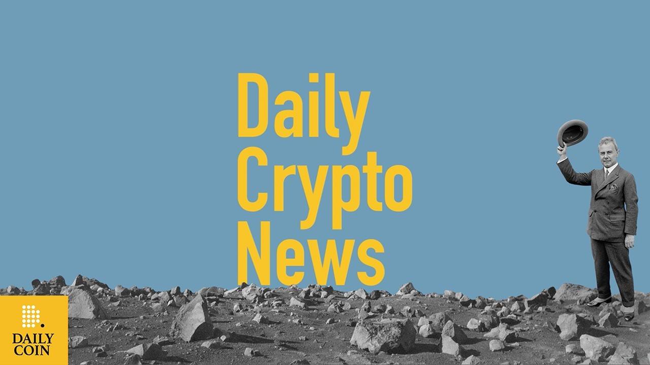 Crypto Flipsider News – April 23rd – A Dip Day? — DailyCoin