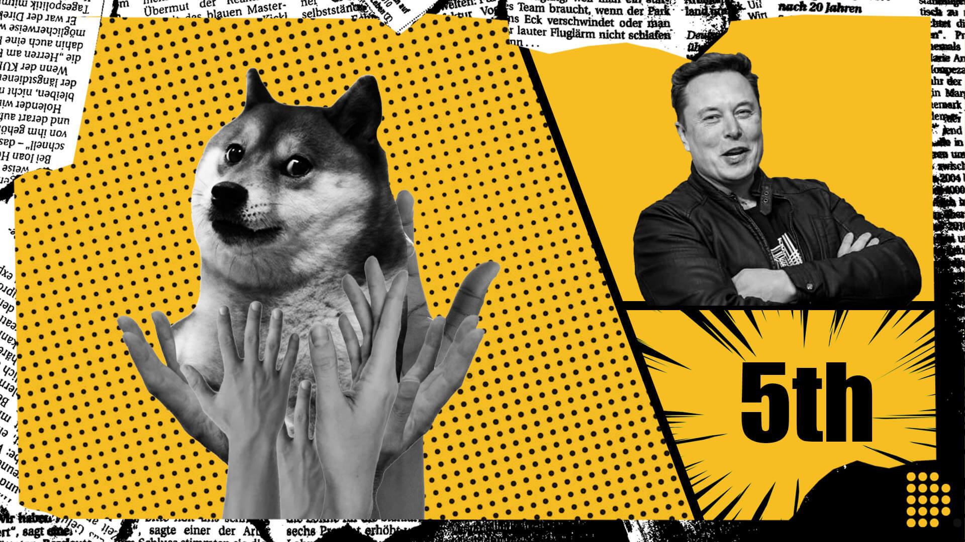 Elon Musk likes Dogecoin