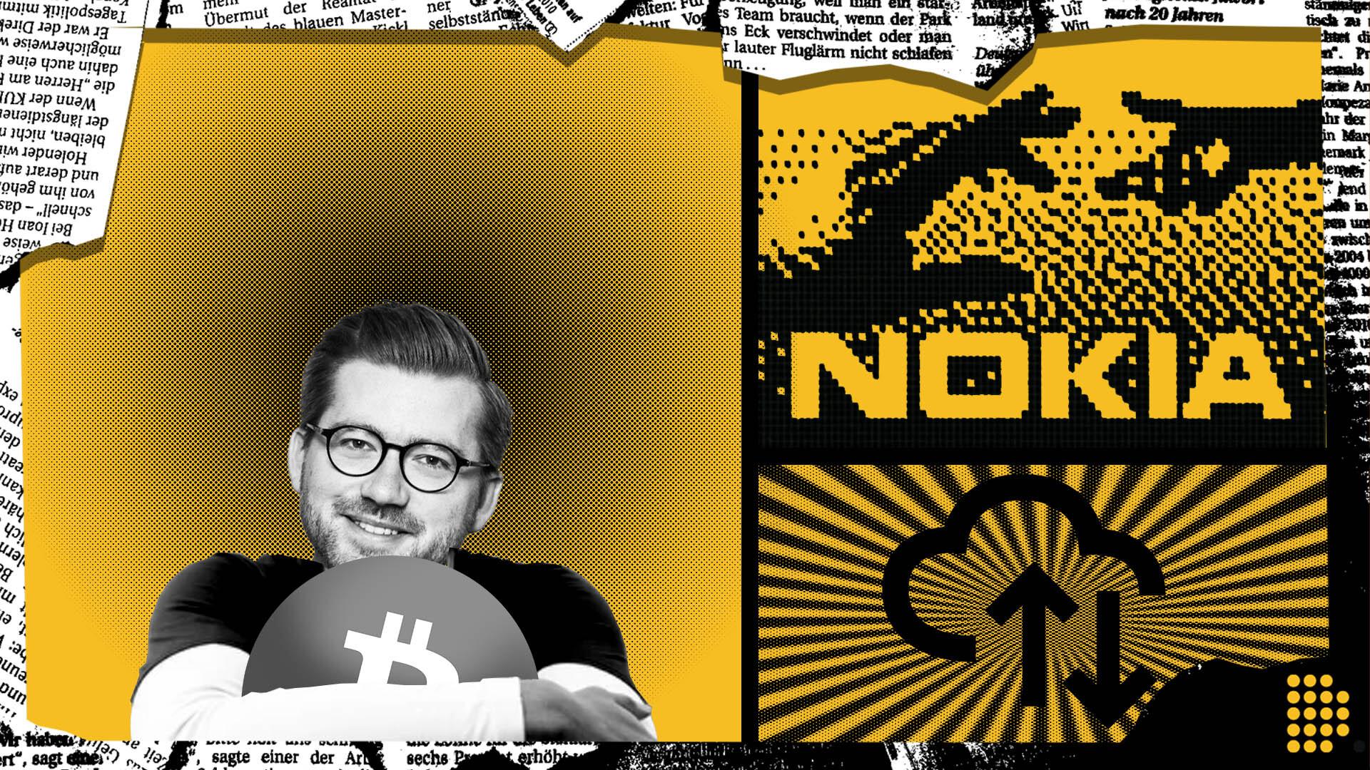 nokia norway bitcoin blockchain