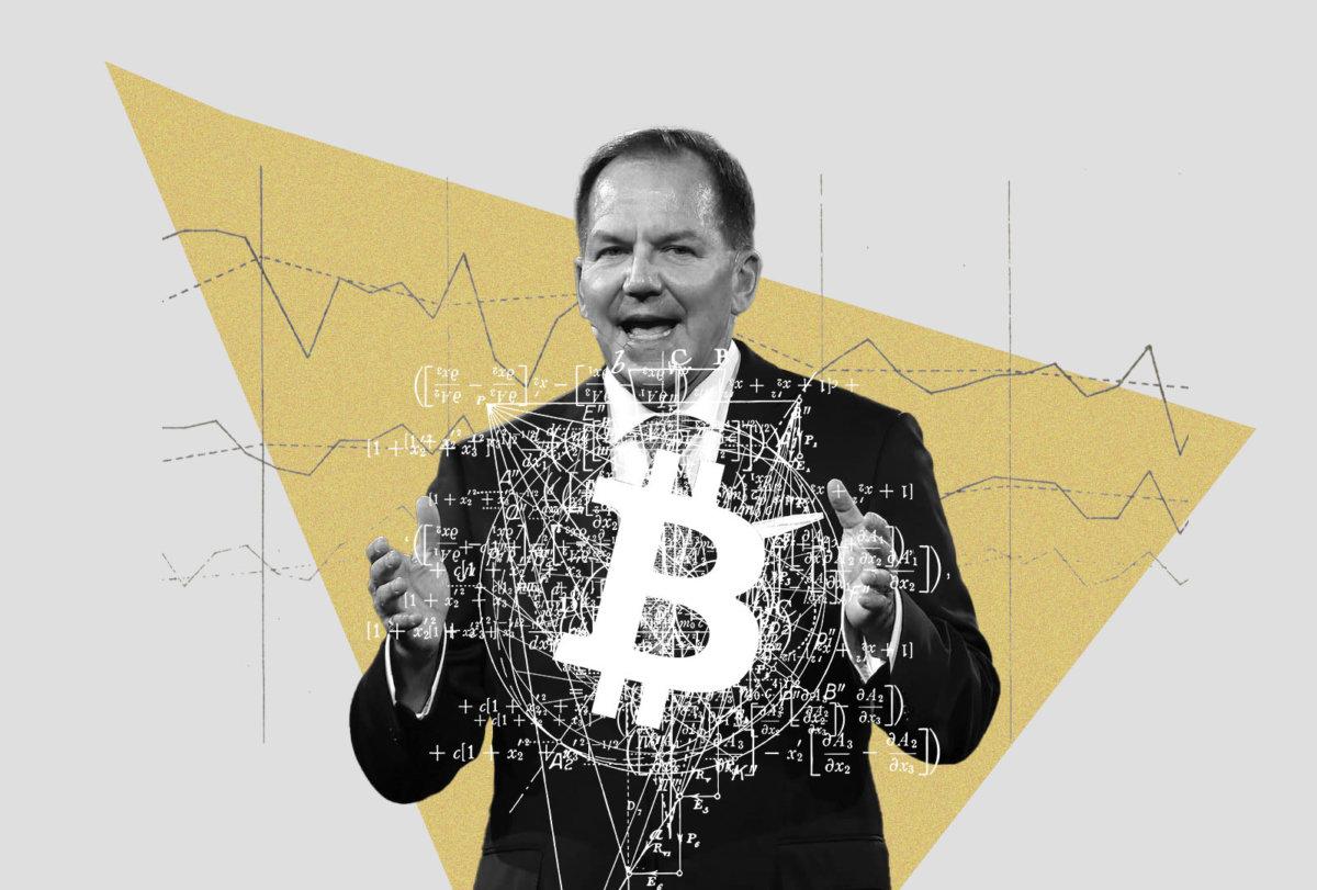 Paul Tudor compared bitcoin to math