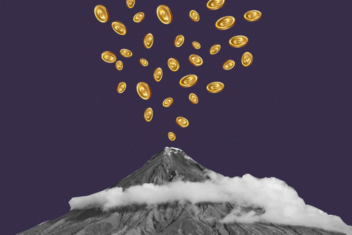 el salvador volcano bitcoin mining
