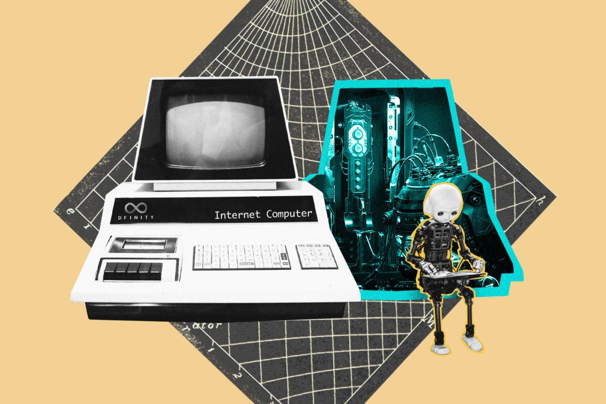 internet computer, icp