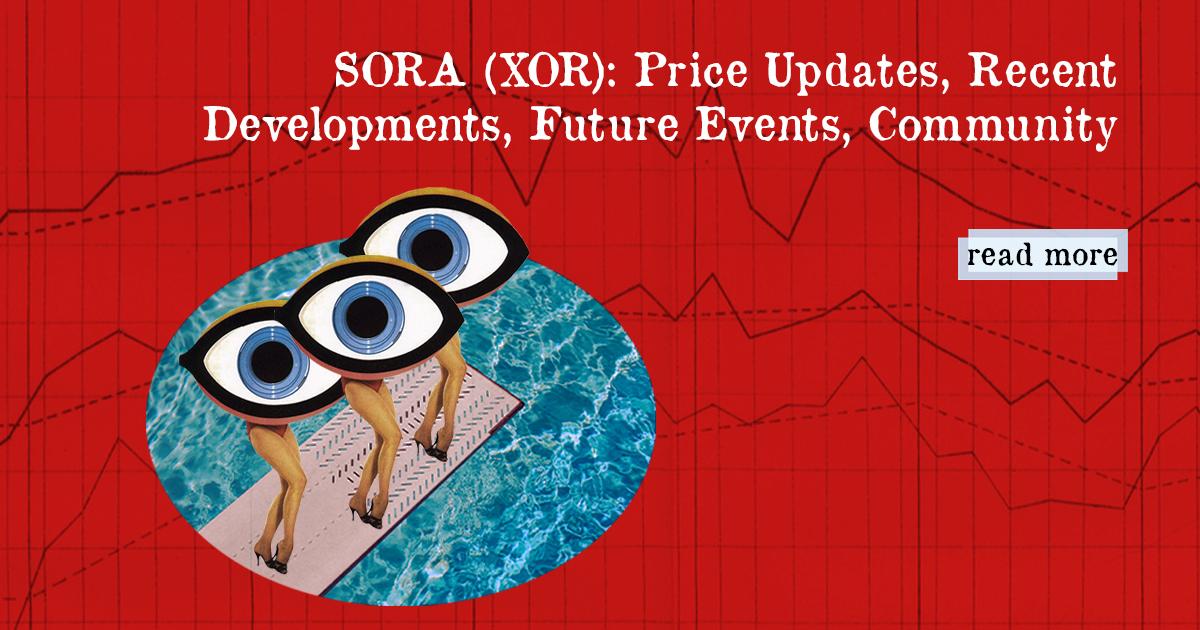 SORA (XOR): Price Updates, Recent Developments, Future Events, Community — DailyCoin