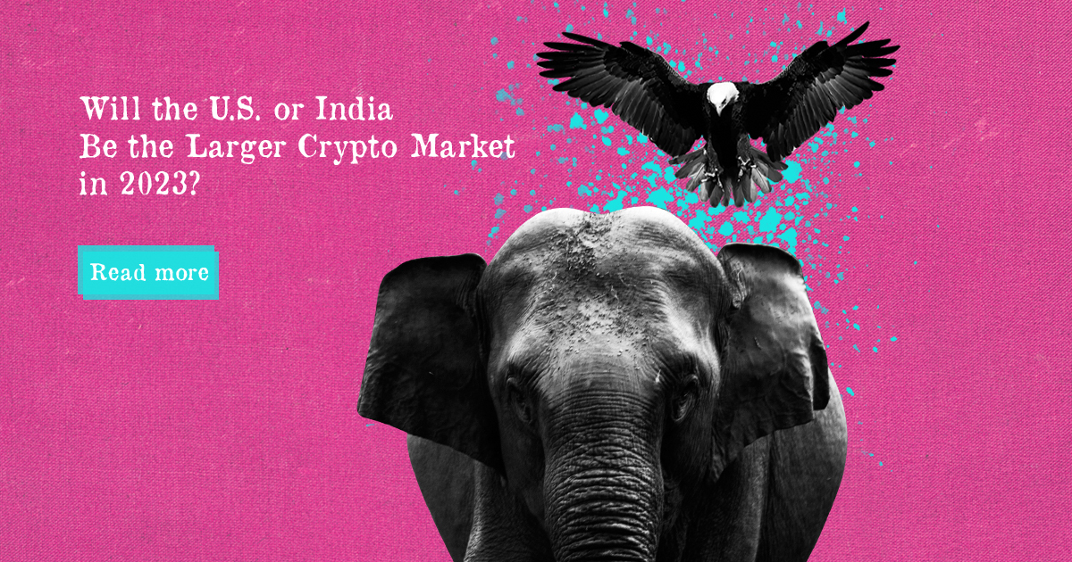 Will the U.S. or India Be the Larger Crypto Market in 2023? — DailyCoin